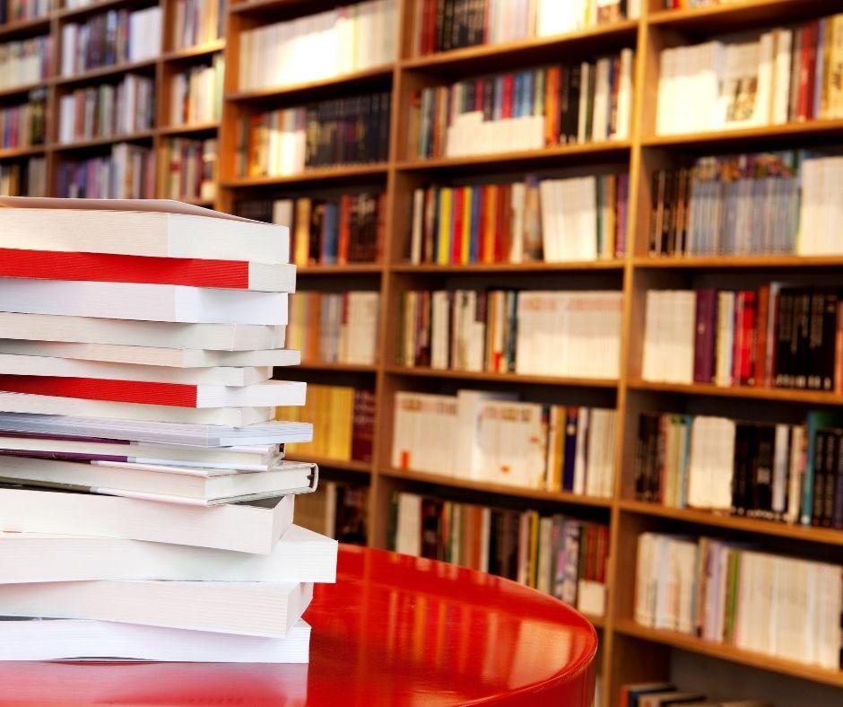 lege boekhandel
