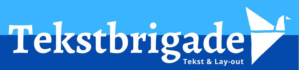 logo tekstbrigade